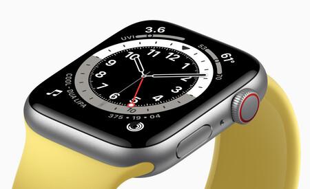 Algunos detalles sobre el Apple Watch Series 6: velocidad de carga y de conexión