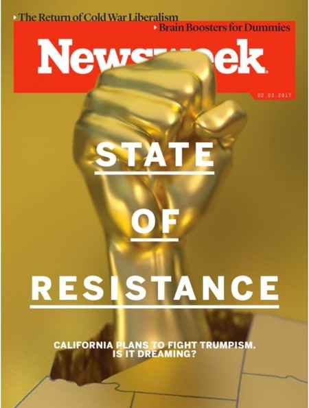 Trump Magazine Covers Newsweek Feb 3 2017 Jpeg