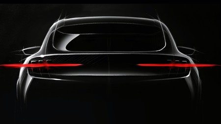Ford Suv Mustang Electrico 2020