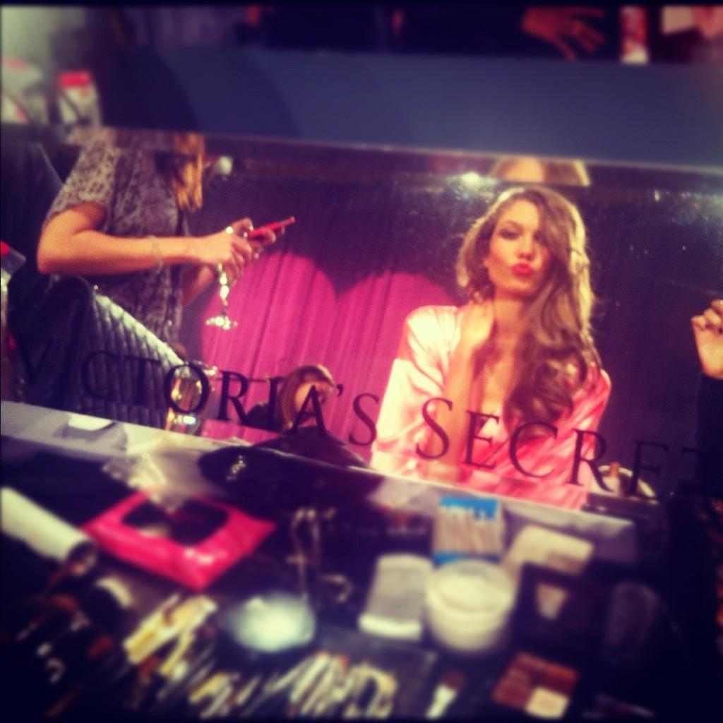 Foto de El backstage de las modelos de Victoria's Secret (6/14)