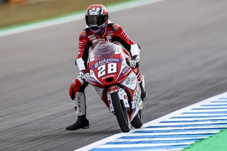 Guevarra Jerez Moto3 2021