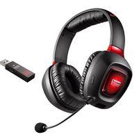 Si buscabas auriculares inalámbricos para jugar, en PcComponentes tienes los Creative SoundBlaster Tactic3D Rage por 69,99 euros