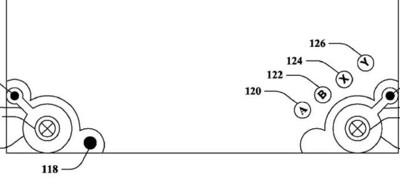 Microsoft patenta un controlador de juegos en la pantalla del móvil