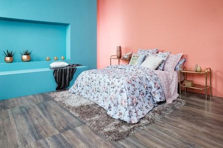 Colores vibrantes y brillos en los complementos textiles para dar un poco de alegría al otoño