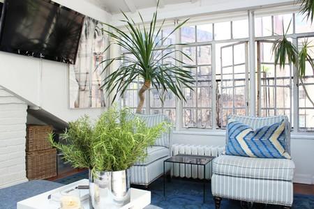 Descubre este estudio de 30 metros cuadrados en el corazón de Nueva York