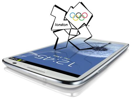 Visa nos quiere enseñar a comprar con el teléfono en las Olimpiadas de Londres