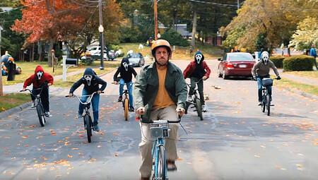 Hubie Halloween Adam Sandler Netflix