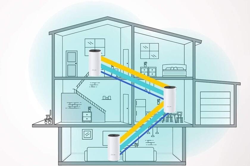 Redes WiFi Mesh: qué son, cómo funcionan y por qué pueden mejorar tu red WiFi en casa