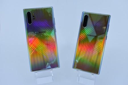 Samsung Galaxy Note 10 y Note 10+, precio y disponibilidad en México
