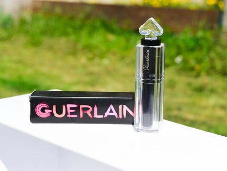 Probamos los nuevos labiales La Petite Robe Noire de Guerlain. Un toque de intensidad para esta primavera