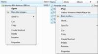 Integra un buen software de grabación en Windows con Explore&Burn