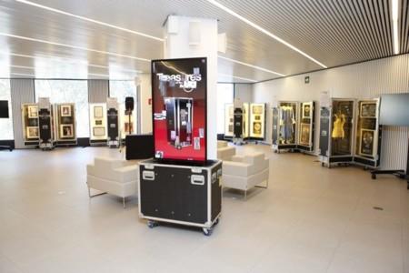 Moda y música se fusionan en la exposición 'Treasures of the Hard Rock' en Barcelona
