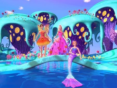 Se estrena la película Barbie y la puerta secreta en formato DVD y blu-ray