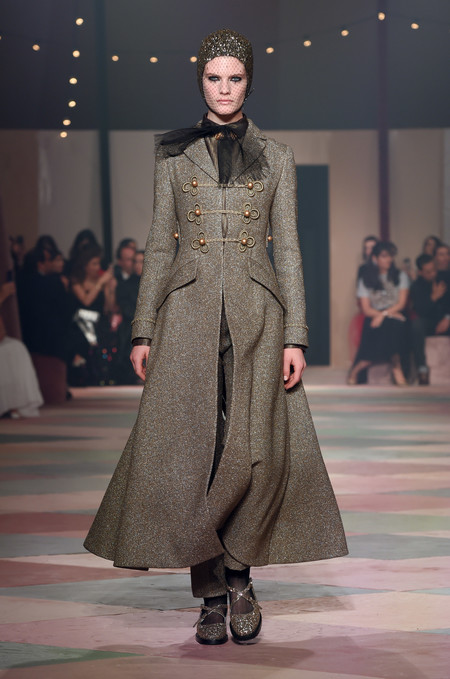 Dior Haute Couture Spring Summer2019 Dubai Look 70