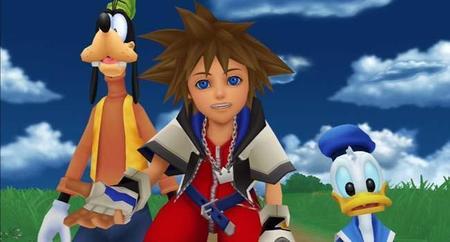 Se compara Kingdom Hearts HD 2.5 ReMIX con su version original