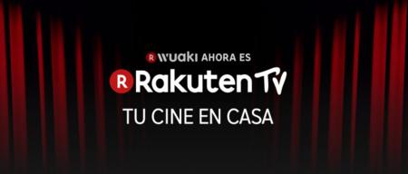 Wuaki ahora es Rakuten TV y te regala 2 meses de Wuaki Selection con este código