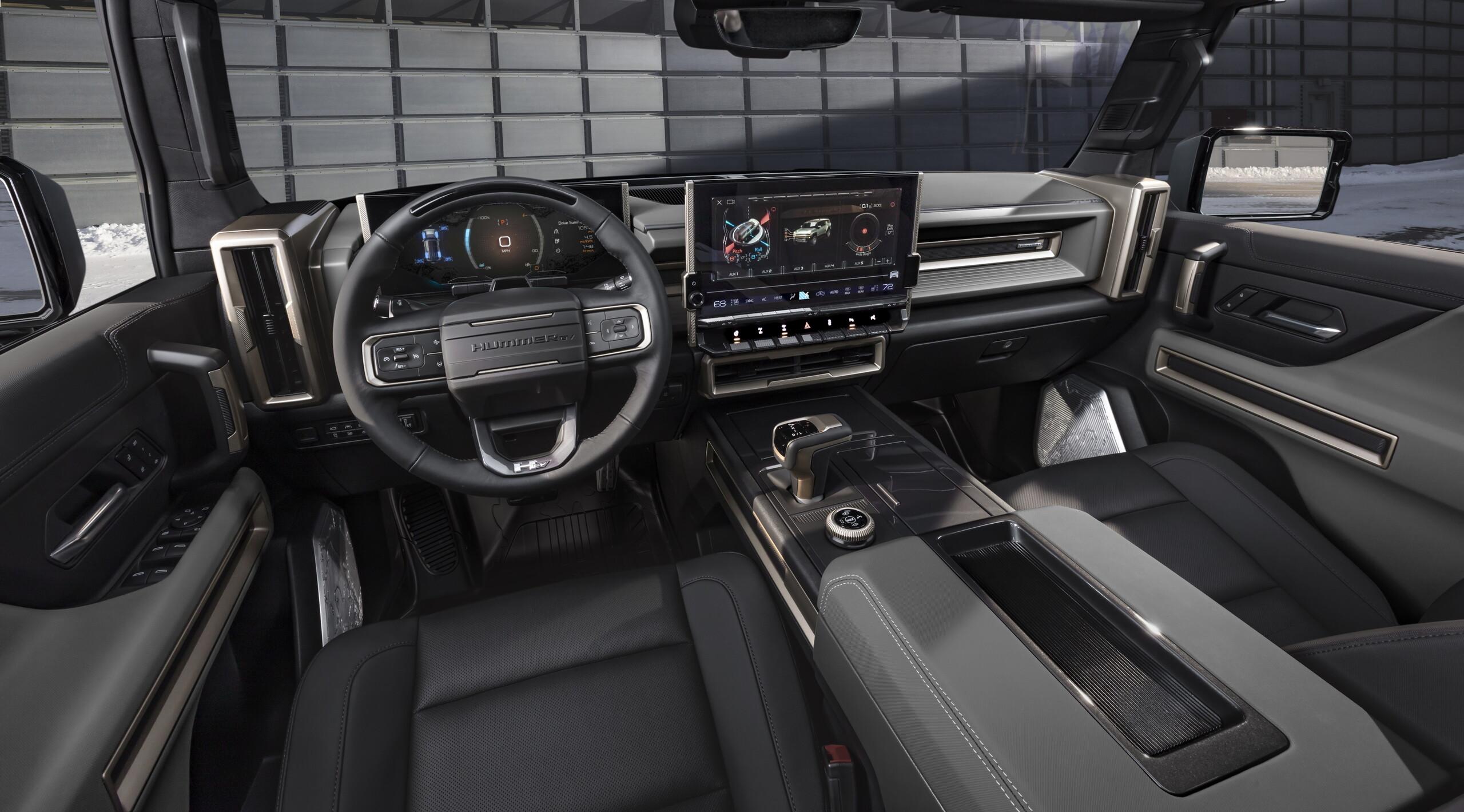 Foto de Hummer EV SUV 2024 (3/53)
