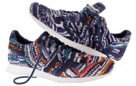 Converse y Missoni crean unas calentitas zapatillas de lana