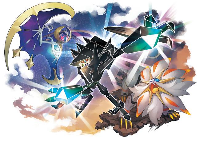 Pokémon Ultrasol y Ultraluna confirman más movimientos Z exclusivos para Necrozma y más funciones para la RotomDex