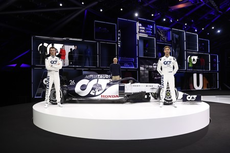 Alpha Tauri F1 2020