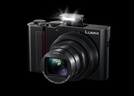Panasonic Lumix TZ200, nueva compacta para fotógrafos viajeros que llega presumiendo de zoom y prestaciones 4K