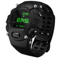 Nabu Watch es el primer smartwatch de Razer y tiene dos baterías: una para el reloj y otra para la pantalla