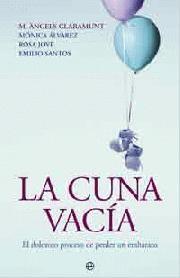 """""""La cuna vacía"""", un libro sobre la muerte prenatal"""