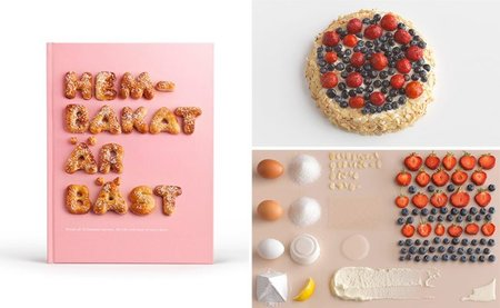 Hembakat ar Bast, el libro de cocina según IKEA