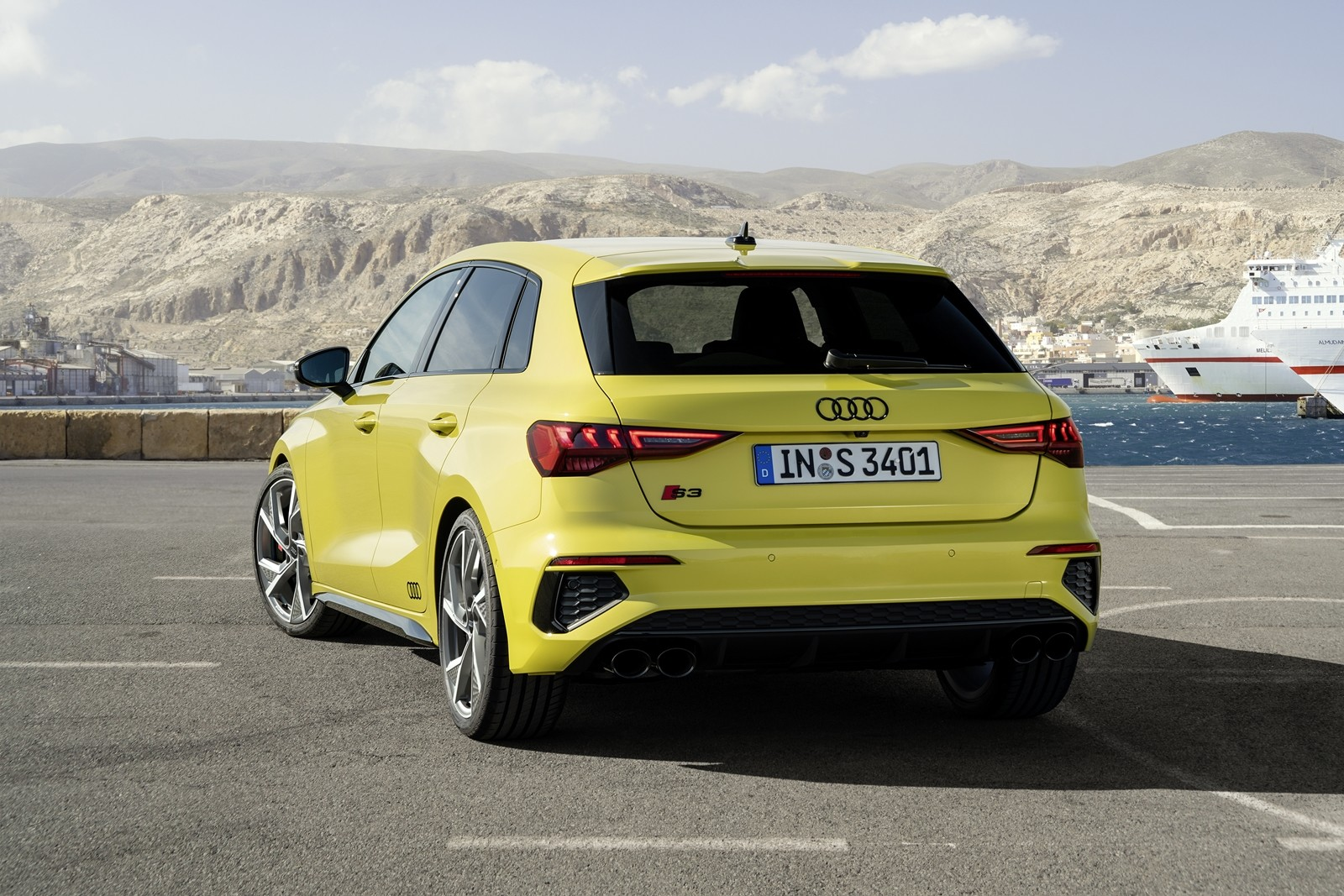 Foto de Audi S3 2020 (27/54)