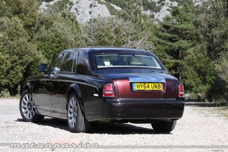 Rolls-Royce Phantom Prueba 34 650
