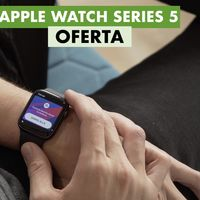 El (posiblemente) mejor reloj inteligente del mercado baja a precio récord hoy: Apple Watch Series 5 con 113 euros de descuento