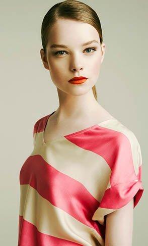 El look Zara de primavera: copia el peinado y maquillaje
