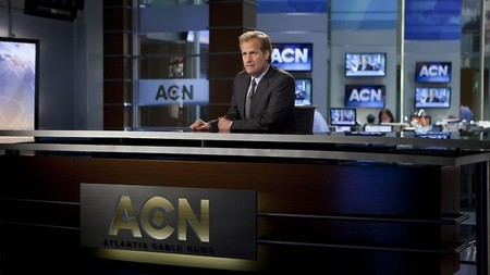 Cinco argumentos contra 'The Newsroom' que no comparto