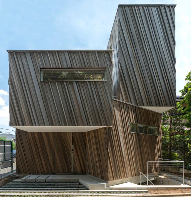 Casa Kyodo, diseño japonés de una sencillez maravillosa