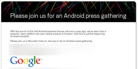 Nexus One, nuevo vídeo y actualización de informaciones