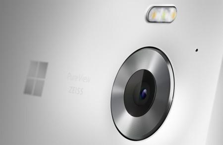 Lumia 950 Camara