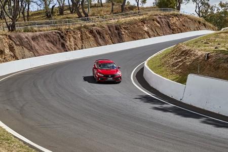 Honda Civic Type R en Bathurst