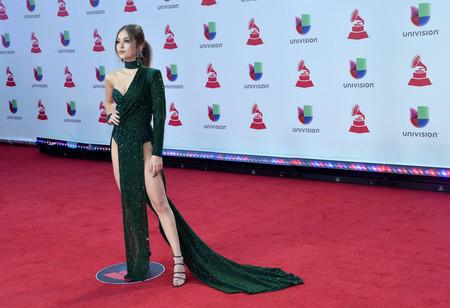 latim grammy 2018 red carpet