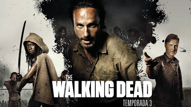 Imagen promocional de la tercera temporada de 'The Walking Dead'