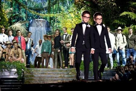 Aventuras en Shangri-La gracias a Dsquared2 y su colección Primavera-Verano 2014