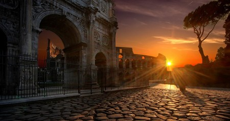 Arch Of Constantine 3044634