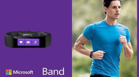 Microsoft Band, la moderna pulsera que dará mucho de que hablar