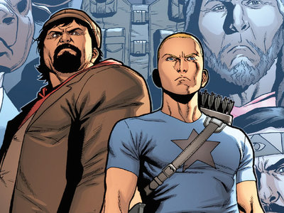 'Archer & Armstrong', el cómic saltará al cine con el director de 'Zombieland'