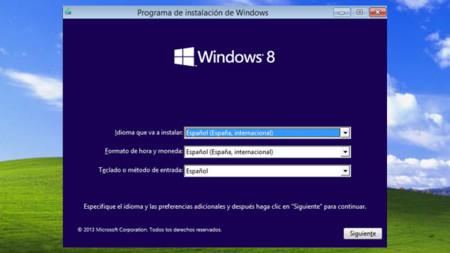 Instalación de Windows 8.1