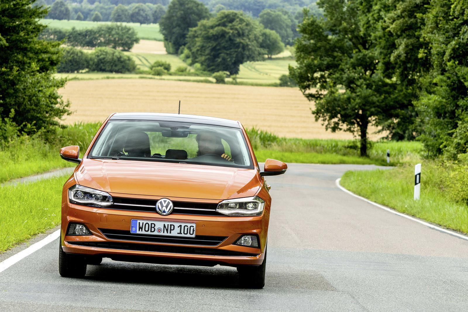 Foto de Volkswagen Polo 2018, toma de contacto (35/59)