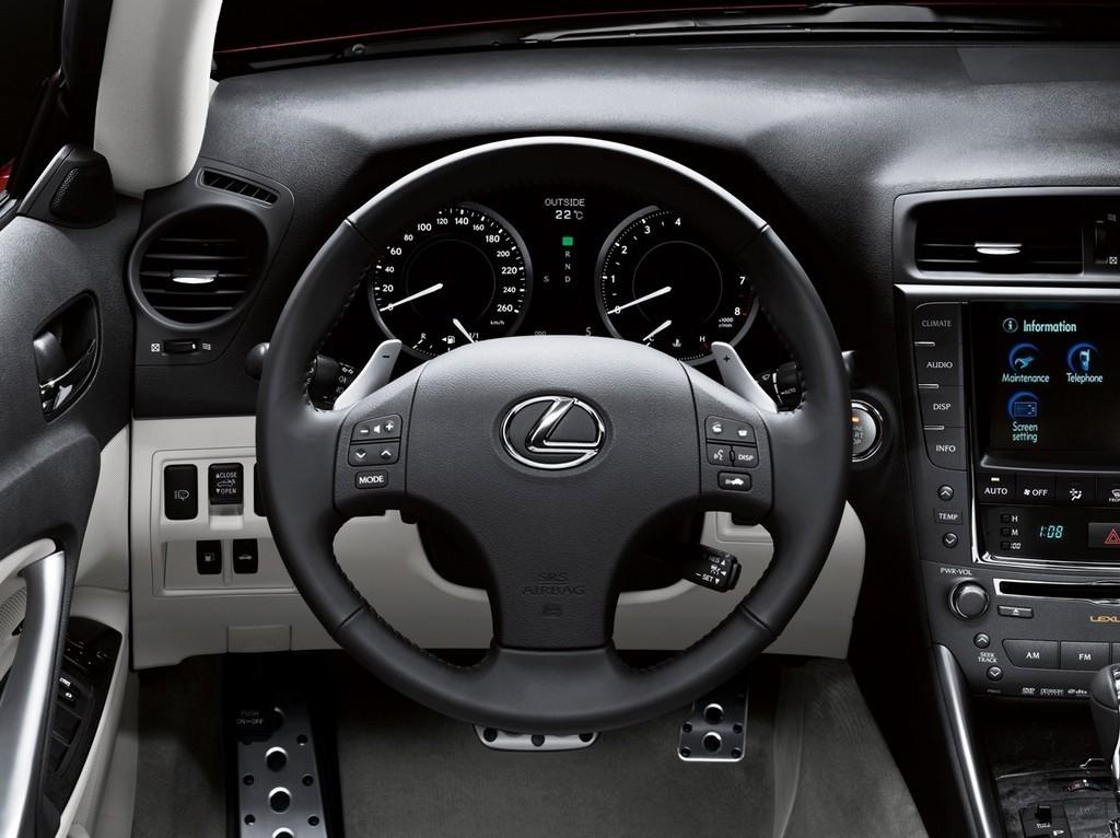 Foto de Lexus IS 250C (24/28)
