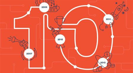 10 años de Git