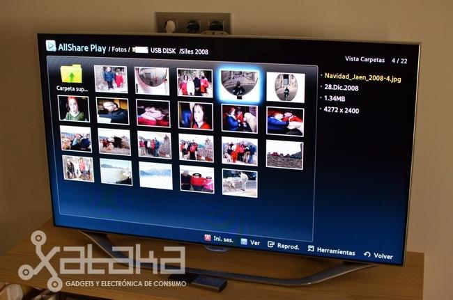 Foto de Función AllShare Play Samsung (1/7)