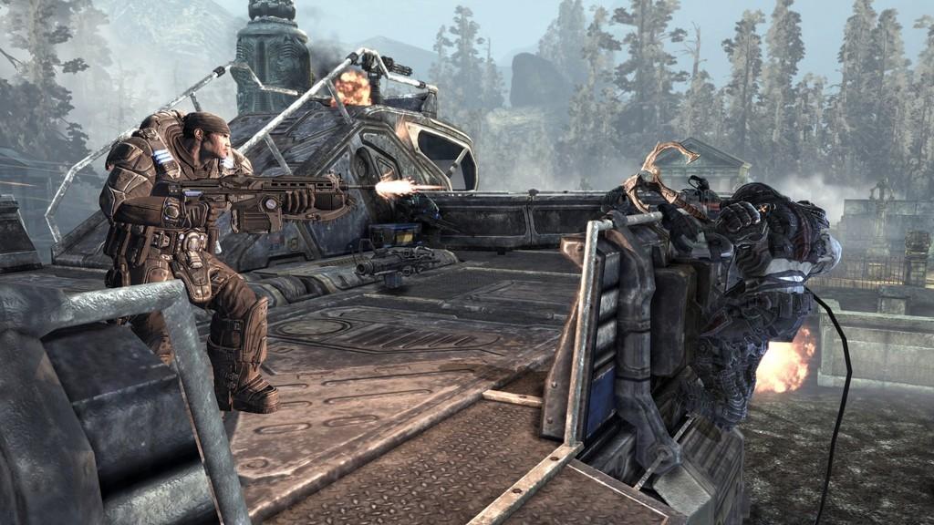 Foto de 021008 - Gears of War 2 (12/16)