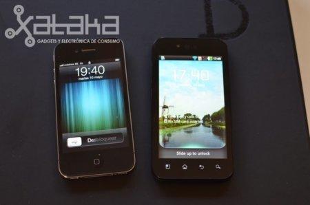 LG Optimus Black, videoanálisis de un teléfono que sorprende